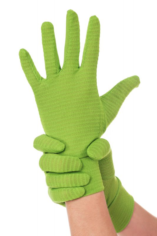 Перчатки Catch Gloves Lady Bamboo Green